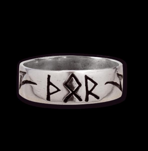 Ring Thors Rune Edelstahl