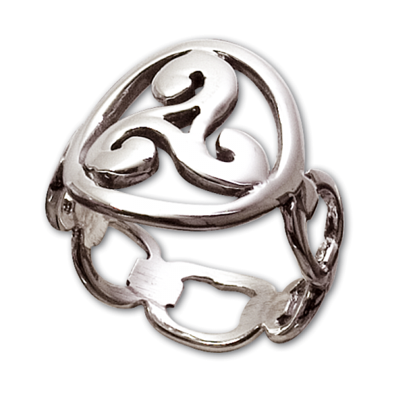 Triskelen Ring