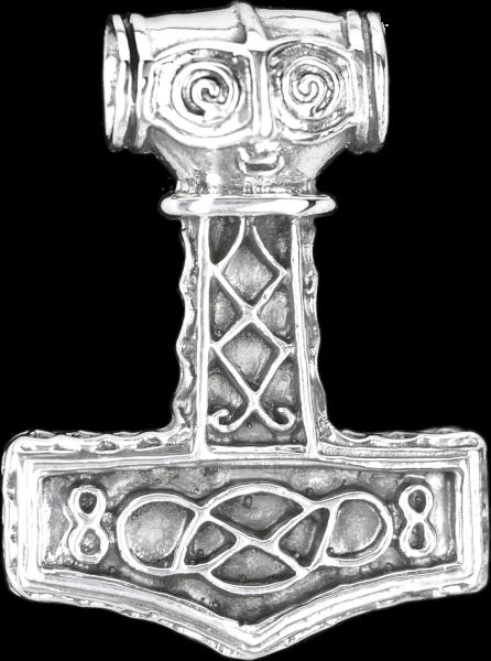 Anhänger Thros Hammer aus 925er Sterling Silber