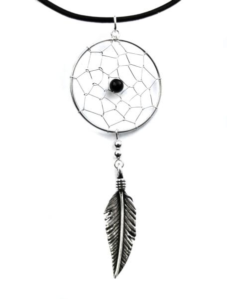 Dreamcatcher Traumfänger Silber