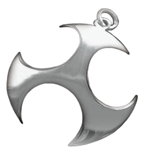 Amulett Celtica Silber Keltischer Schmuck