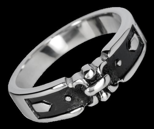 Ring Fleur-de-Lys
