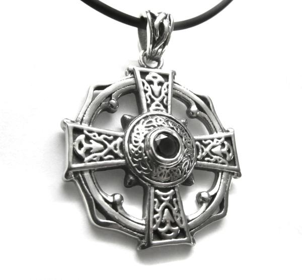 Keltisches Kreuz aus Edelstahl