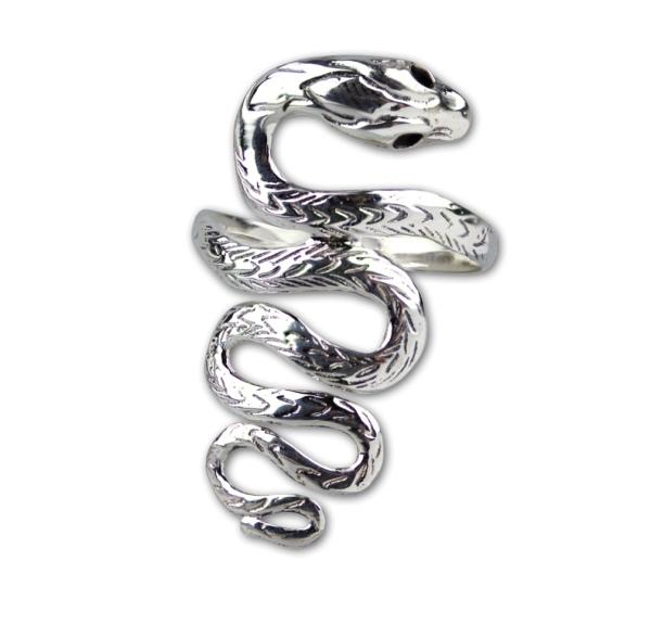 Ring Schlange Big Snake Schlangenring 925er Sterling Silber