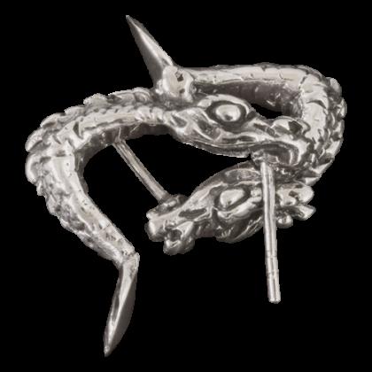 Ohrringe Ohrstecker Drong Bite Drachen Silber Schmuck
