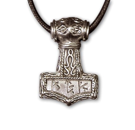 Thorhammer mit Runen
