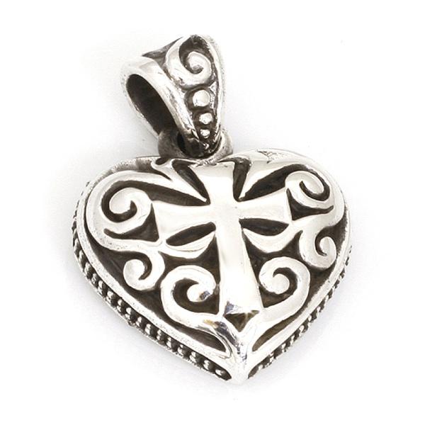 Anhänger Herz 925er Sterling Silber