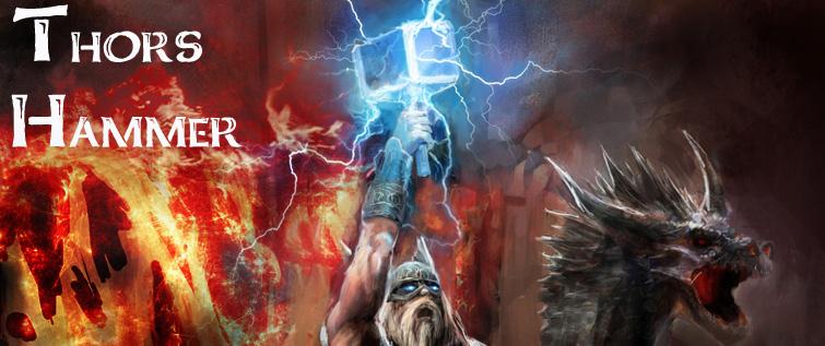 Thors Hammer Schmuck