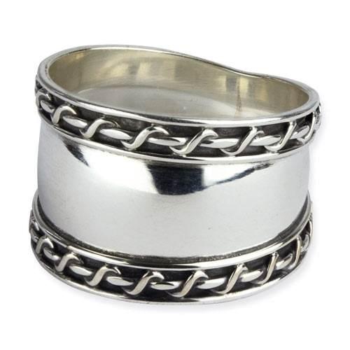 Silberring Rop 925er Sterling Silber