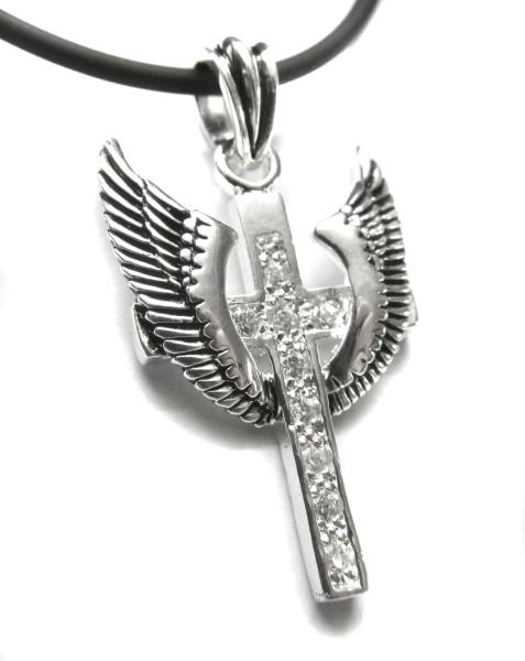 Anhänger Angel Cross